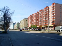 Novosibirsk, district Gorsky, house 51. Apartment house