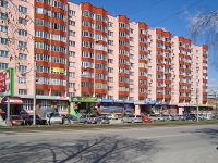 Novosibirsk, Gorsky district, house 51. Apartment house