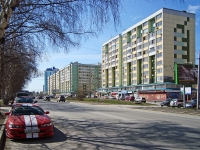 Novosibirsk, district Gorsky, house 53. Apartment house