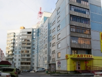 Novosibirsk, Gorsky district, house 54. Apartment house