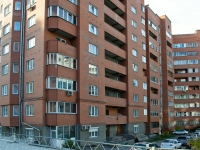 Novosibirsk, Gorsky district, house 55. Apartment house