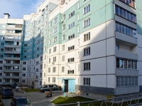 Novosibirsk, Gorsky district, house 56. Apartment house