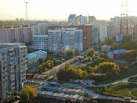 Новосибирск, Горский микрорайон, дом 56. многоквартирный дом