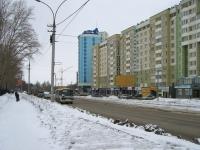 Новосибирск, Горский микрорайон, дом 60. многоквартирный дом