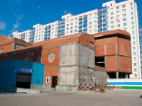 Novosibirsk, Gorsky district, garage (parking)