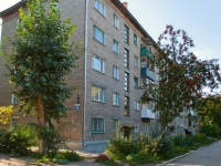 Novosibirsk, st Permitin, house 6. Apartment house