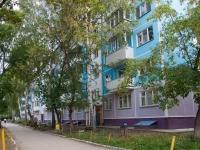 Novosibirsk, st Planirovochnaya, house 1/2. Apartment house