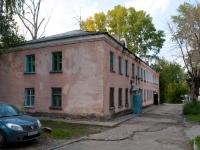 Novosibirsk, st Planirovochnaya, house 11. Apartment house