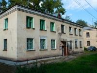 Novosibirsk, st Planirovochnaya, house 13. Apartment house