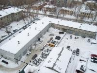 Novosibirsk, st Planirovochnaya, house 16А к.2. multi-purpose building