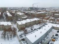 Новосибирск, улица Планировочная, дом 16. многоквартирный дом