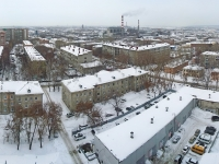 Novosibirsk, st Planirovochnaya, house 16. Apartment house
