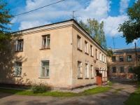 Novosibirsk, st Planirovochnaya, house 17. Apartment house