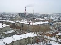 Новосибирск, улица Планировочная, дом 18/1. офисное здание