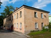 Novosibirsk, st Planirovochnaya, house 19. Apartment house