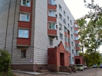 Novosibirsk, Planirovochnaya st, house 28. Apartment house