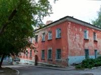 Новосибирск, улица Планировочная, дом 29. многоквартирный дом