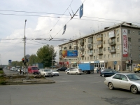 Novosibirsk, st Nemirovich-Danchenko, house 45. Apartment house