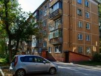 Novosibirsk, st Novogodnyaya, house 12. Apartment house