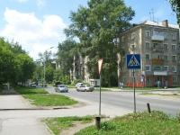Novosibirsk, Novogodnyaya st, house 21. Apartment house
