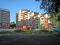Novosibirsk, Novogodnyaya st, house 28/1. Apartment house