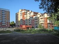 Новосибирск, улица Новогодняя, дом 28/1. многоквартирный дом