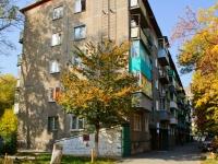 Novosibirsk, Novogodnyaya st, house 40. Apartment house
