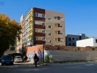 Новосибирск, улица Новогодняя, дом 24/1. офисное здание