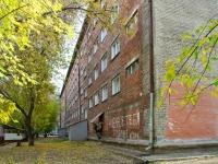 Новосибирск, улица Космическая, дом 21. общежитие Новосибирского государственного технического университета, №3