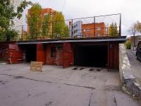Новосибирск, улица Нарымская, дом 8А к.1. гараж / автостоянка