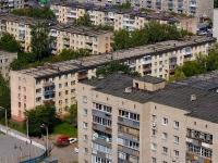 Новосибирск, улица Нарымская, дом 9. многоквартирный дом
