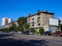 Novosibirsk, st Narymskaya, house 4. Apartment house