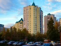 Новосибирск, улица Нарымская, дом 17/1. многоквартирный дом