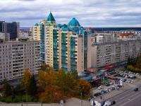 Новосибирск, улица Нарымская, дом 17/2. многоквартирный дом