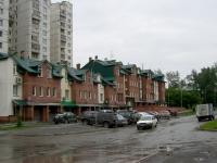 Новосибирск, улица 1905 года, дом 23. многоквартирный дом