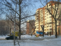 Новосибирск, улица 1905 года, дом 59. многоквартирный дом