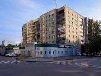 Новосибирск, улица 1905 года, дом 18. многоквартирный дом