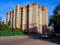 Novosibirsk, st 1905 goda, house 2. Apartment house
