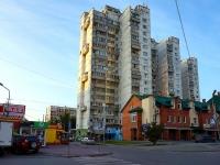 Новосибирск, улица 1905 года, дом 21 к.1. многоквартирный дом