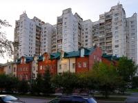 Новосибирск, улица 1905 года, дом 21 к.2. многоквартирный дом