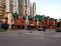 Novosibirsk, st 1905 goda, house 23. Apartment house