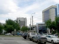 Новосибирск, улица Советская, дом 14. офисное здание