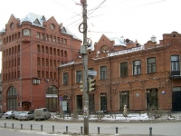 Новосибирск, улица Советская, дом 25. многофункциональное здание