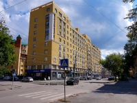 Novosibirsk, Sovetskaya st, house 8. Apartment house