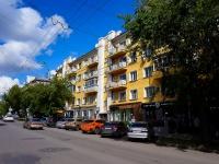 Novosibirsk, Sovetskaya st, house 10. Apartment house
