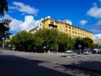 Новосибирск, улица Советская, дом 10. многоквартирный дом