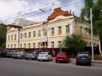 улица Советская, house 24. здание на реконструкции