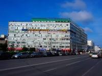 Новосибирск, улица Советская, дом 37. офисное здание