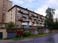 Новосибирск, улица Советская, дом 49А. общежитие