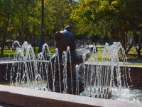 Novosibirsk, fountain ДетскийSovetskaya st, fountain Детский